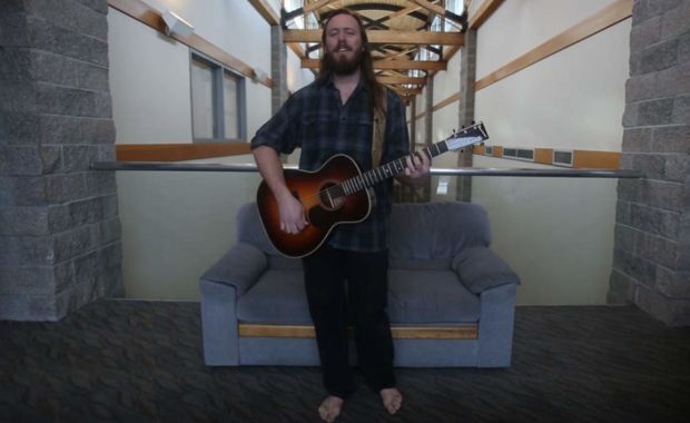 """Eric Leadbetter interview with the Bend Bulletin - """"Tall Pines"""""""